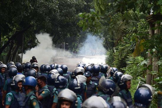 شرطة بنجلاديش