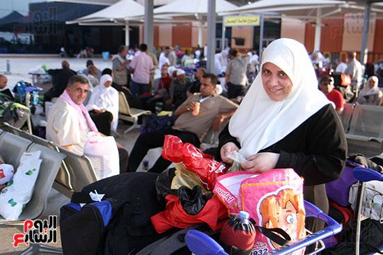 صور بعثة الحجاج الفلسطينيين  (5)