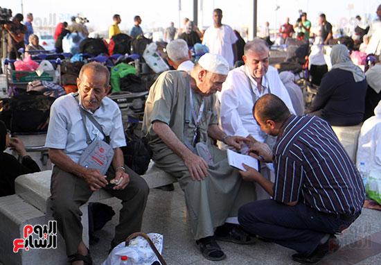 صور بعثة الحجاج الفلسطينيين  (14)