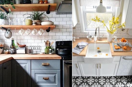 صور الرخام بقى موضة قديمة 3 تريندات جديدة للمطبخ المودرن اليوم