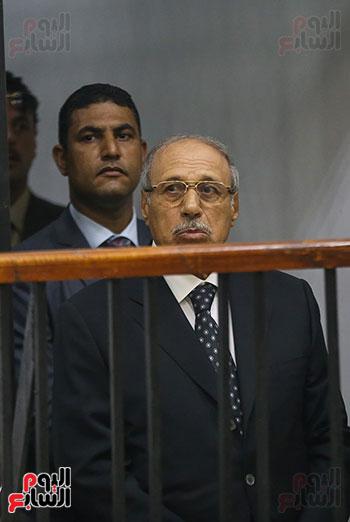 صور محاكمة  حبيب العادلى بـالاستيلاء على أموال الداخلية (4)