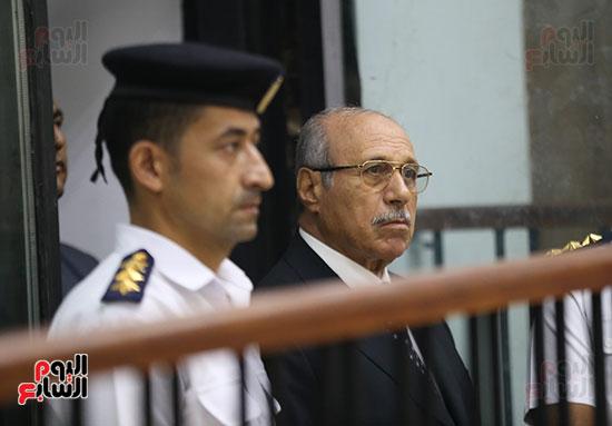 صور محاكمة  حبيب العادلى بـالاستيلاء على أموال الداخلية (6)