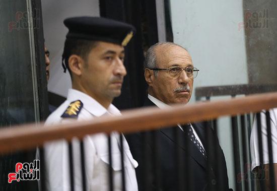 صور محاكمة  حبيب العادلى بـالاستيلاء على أموال الداخلية (12)