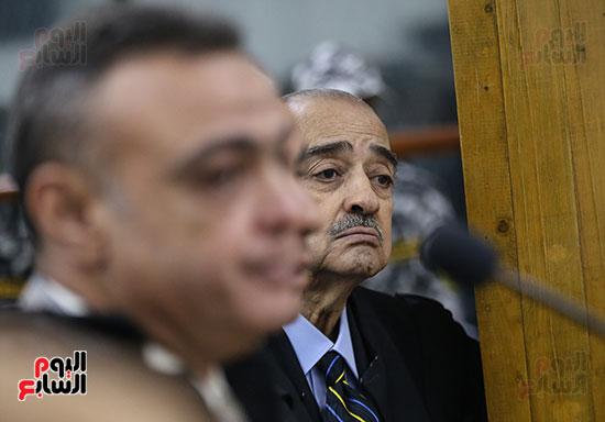 صور محاكمة  حبيب العادلى بـالاستيلاء على أموال الداخلية (10)