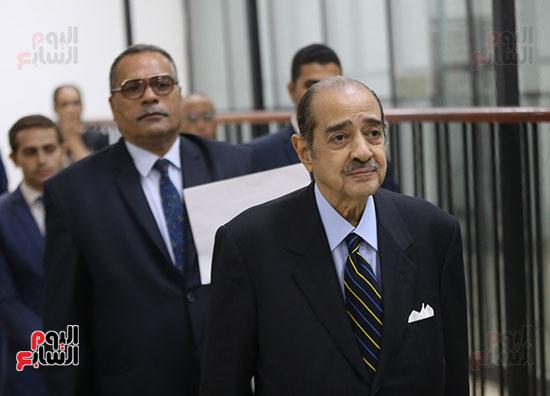 صور محاكمة  حبيب العادلى بـالاستيلاء على أموال الداخلية (17)