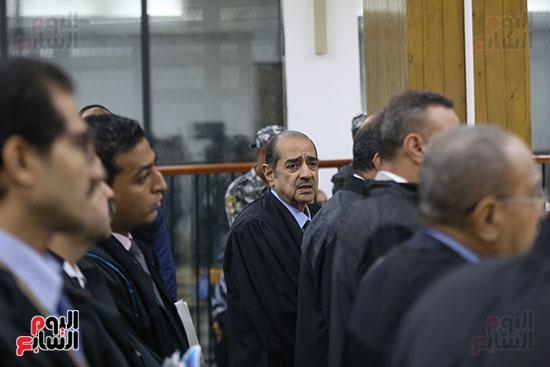 صور محاكمة  حبيب العادلى بـالاستيلاء على أموال الداخلية (11)