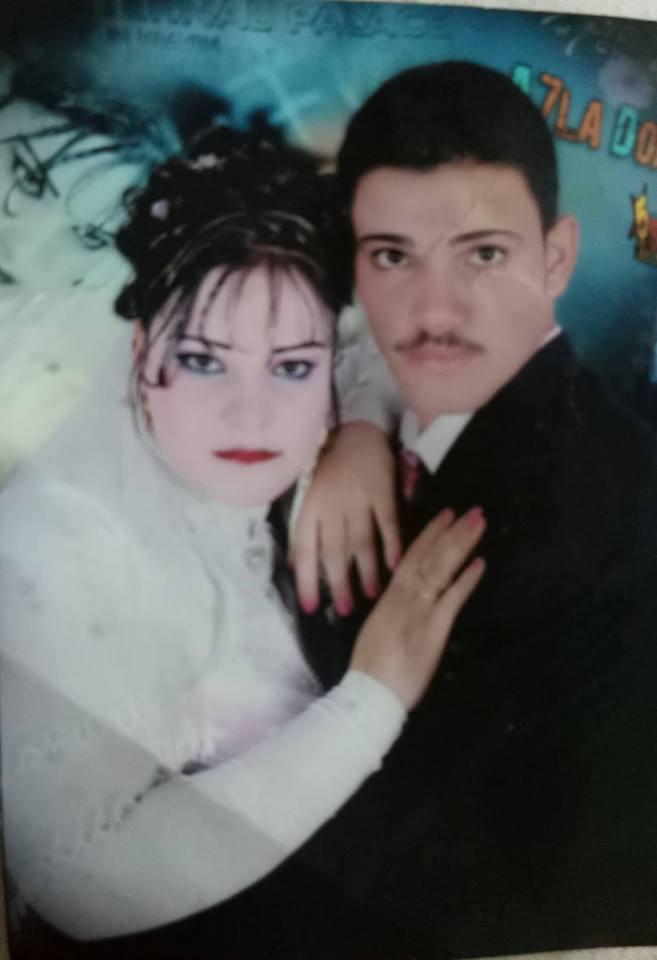 رقم 1 الزوجة وزوجها المتهمة بالقتل