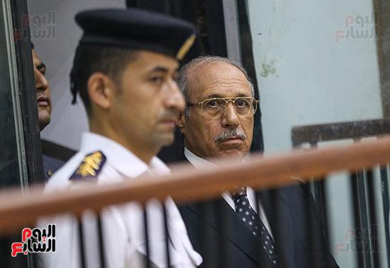 صور محاكمة  حبيب العادلى بـالاستيلاء على أموال الداخلية (13)