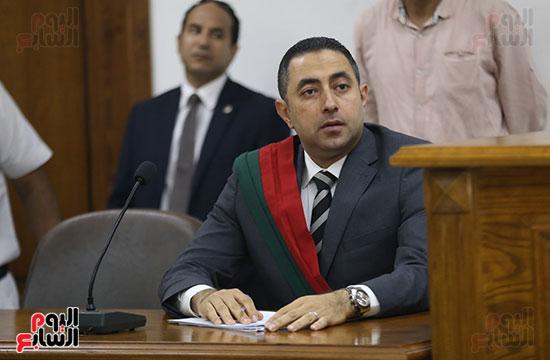 صور محاكمة  حبيب العادلى بـالاستيلاء على أموال الداخلية (5)