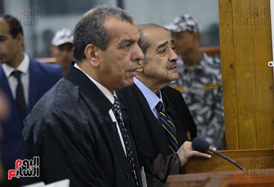 صور محاكمة  حبيب العادلى بـالاستيلاء على أموال الداخلية (15)
