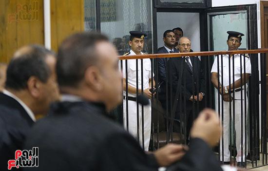صور محاكمة  حبيب العادلى بـالاستيلاء على أموال الداخلية (9)