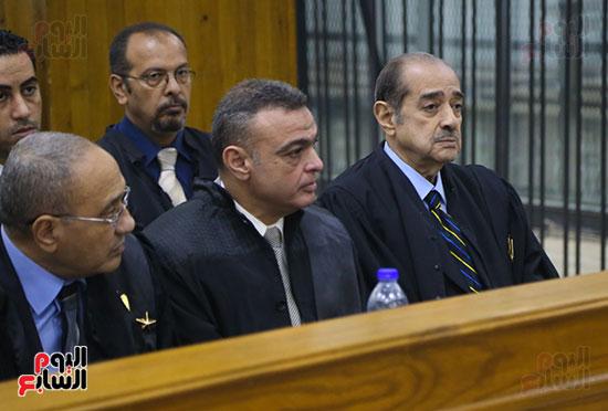 صور محاكمة  حبيب العادلى بـالاستيلاء على أموال الداخلية (3)