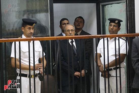 صور محاكمة  حبيب العادلى بـالاستيلاء على أموال الداخلية (14)