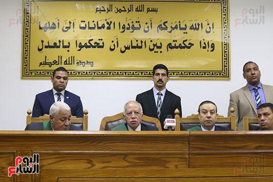 صور محاكمة  حبيب العادلى بـالاستيلاء على أموال الداخلية (16)