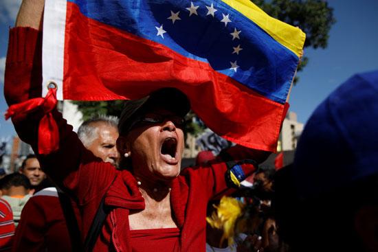 مواطنة فنزويلية