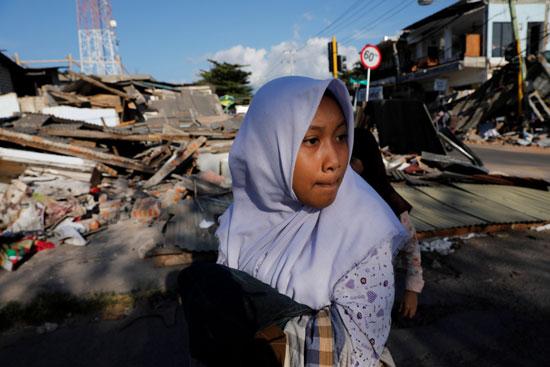 مواطنة إندونيسية
