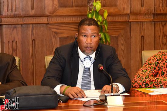 لجان زراعة البرلمان الأفريقى (20)
