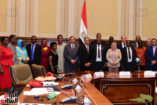 لجان زراعة البرلمان الأفريقى (26)