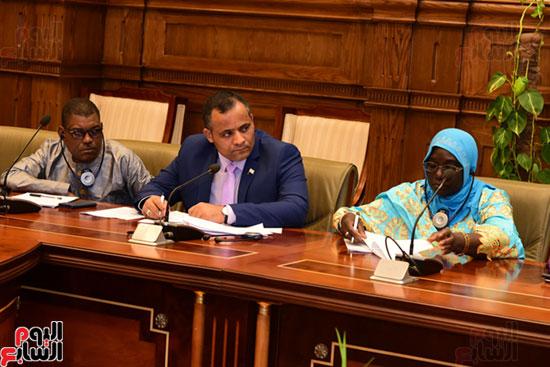 لجان زراعة البرلمان الأفريقى (4)