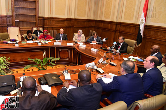 لجان زراعة البرلمان الأفريقى (3)