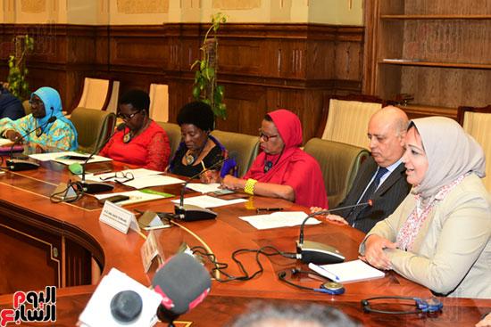 لجان زراعة البرلمان الأفريقى (15)