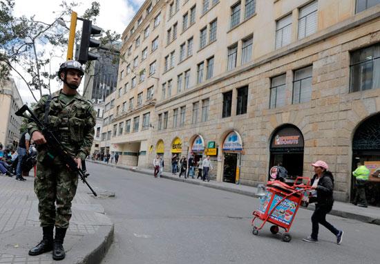 شوارع كولومبيا