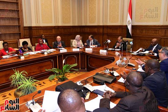 لجان زراعة البرلمان الأفريقى (18)