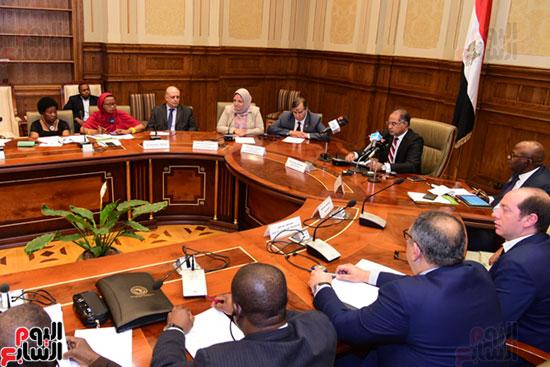 لجان زراعة البرلمان الأفريقى (5)