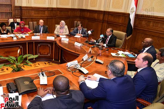 لجان زراعة البرلمان الأفريقى (2)