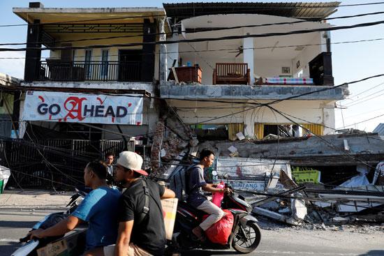 شوارع إندونيسيا