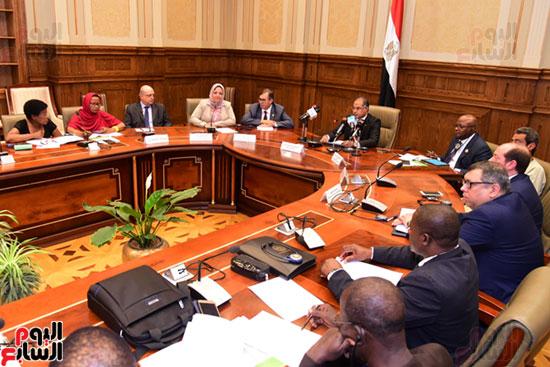 لجان زراعة البرلمان الأفريقى (1)