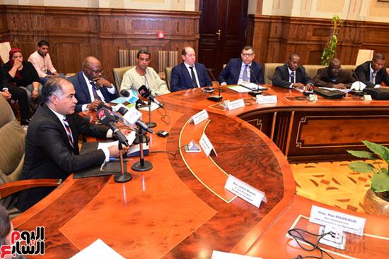 لجان زراعة البرلمان الأفريقى (9)