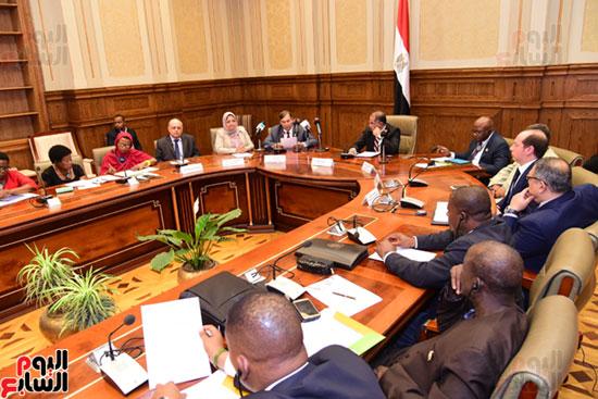 لجان زراعة البرلمان الأفريقى (10)