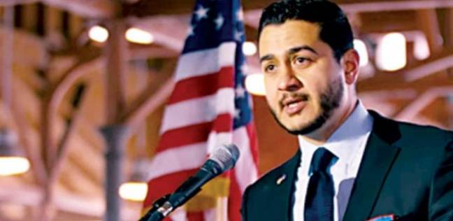 المرشح المصرى عبد الرحمن السيد