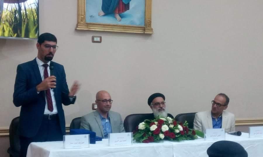 انطلاق فعاليات معرض الكتاب بالكاتدرئية المرقسية في الإسكندرية (3)