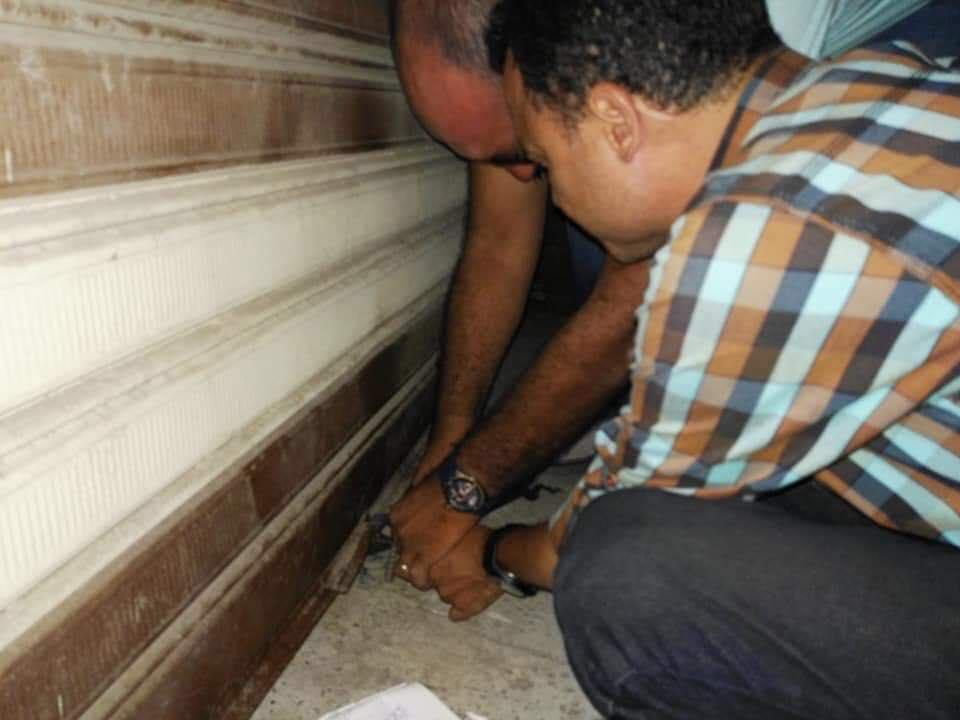 حملات مستمرة فى بورسعيد للتصدى لظاهرة التهريب الجمركى (4)