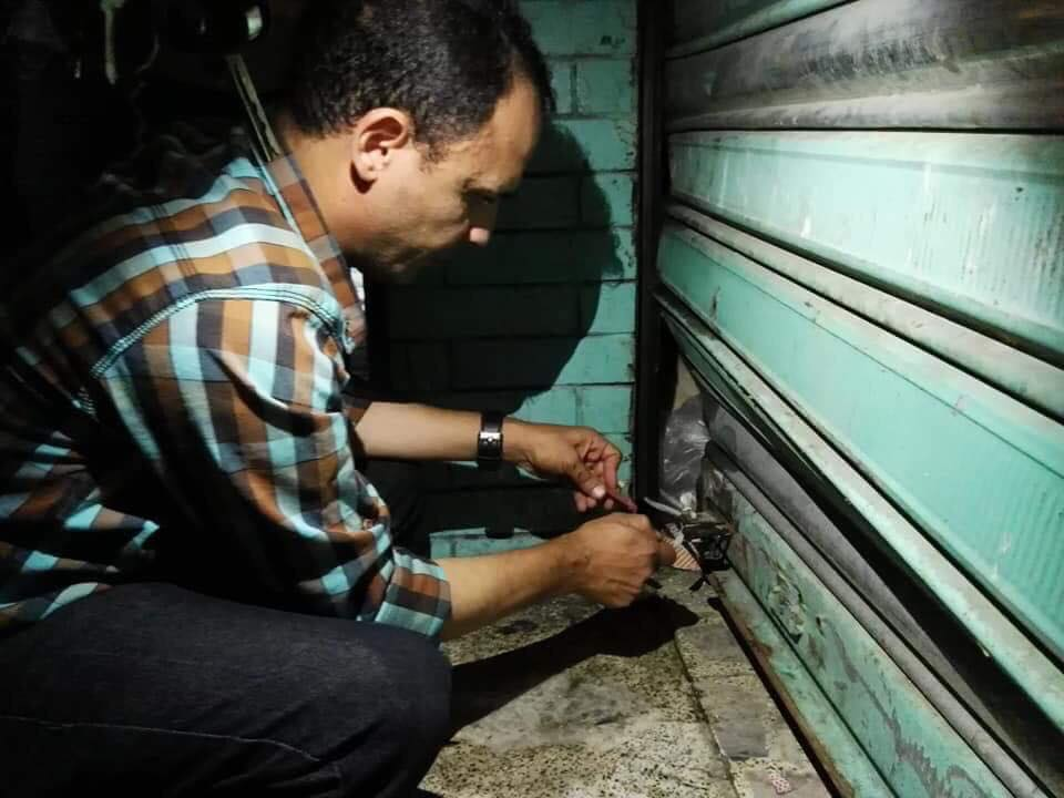 حملات مستمرة فى بورسعيد للتصدى لظاهرة التهريب الجمركى (11)