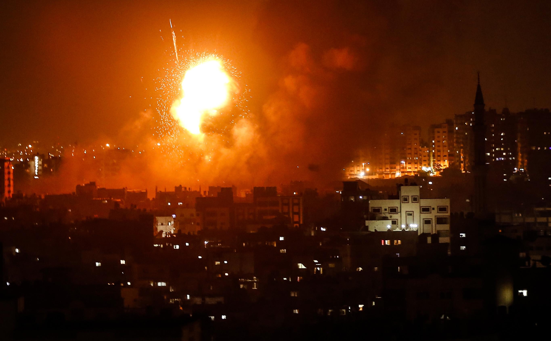 قصف الاحتلال