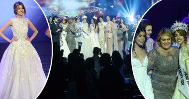 تتويج ملكة جمال مصر (1)