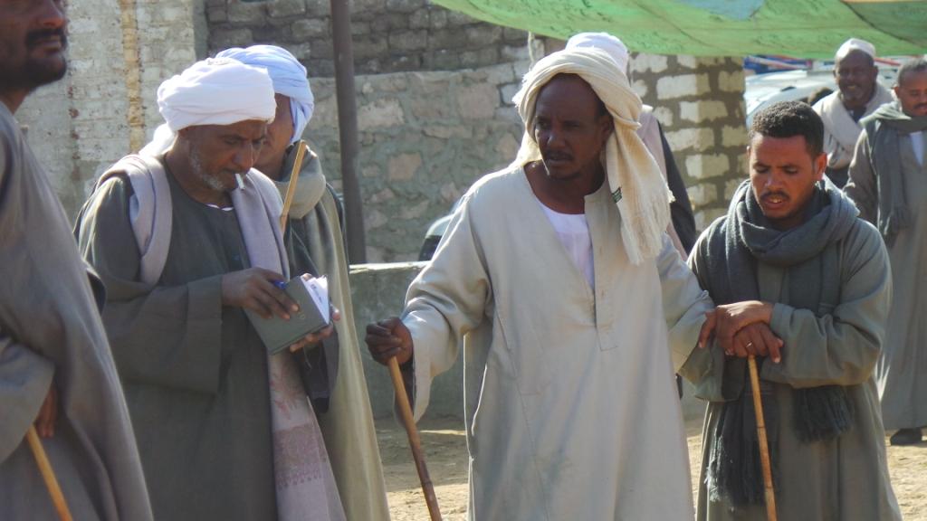 تجار سودانيين