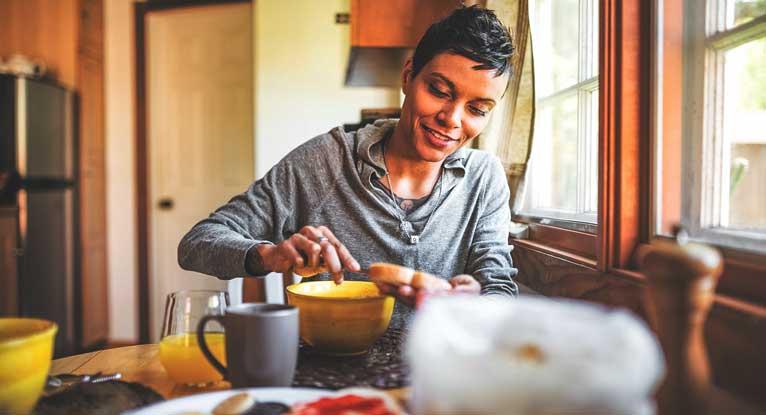 الاكثار من البروبيوتك فى نظامك الغذائى