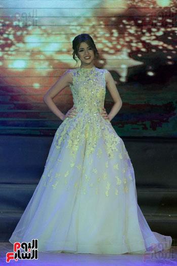 تتويج ملكة جمال مصر (3)