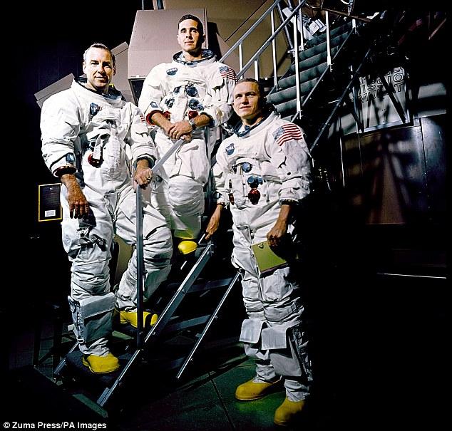 بعثة أبولو 8