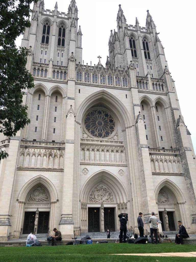 كنيسة تأبين ماكين