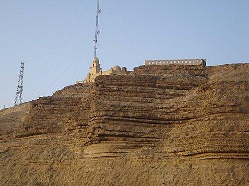 جبل المقطم
