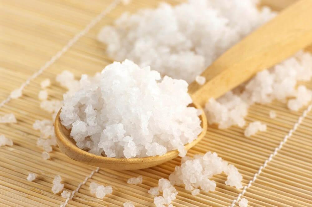 الملح الانجليزى