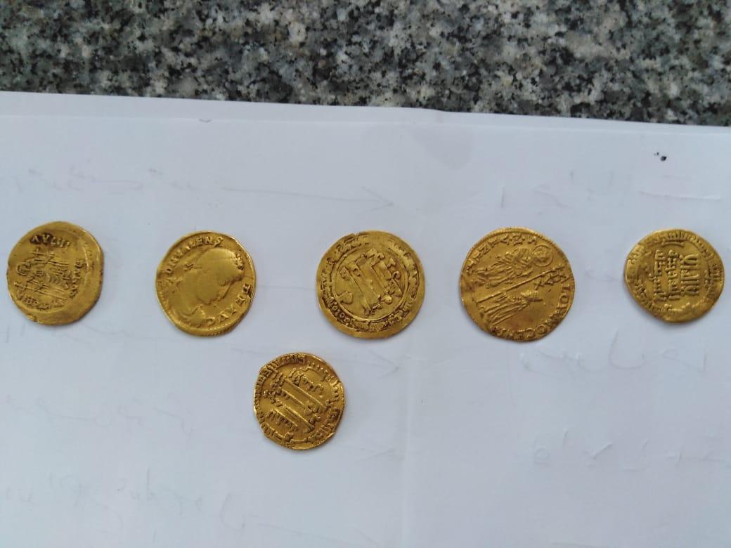 العملات المضبوطة (2)