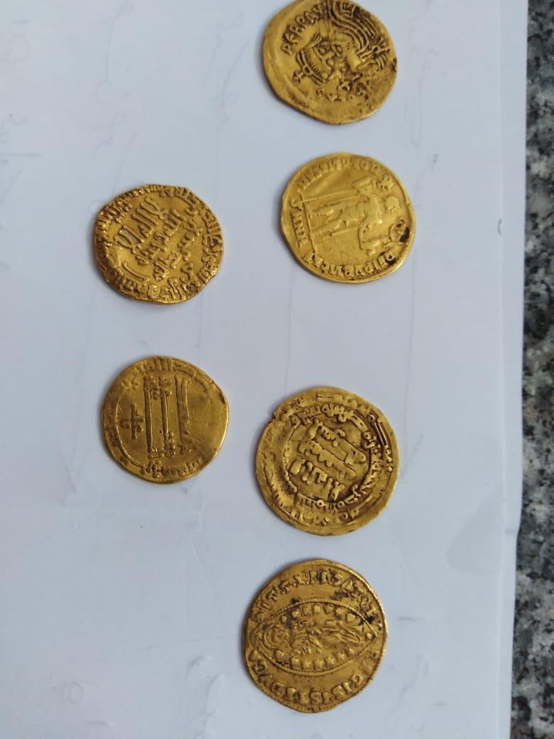 العملات المضبوطة (3)