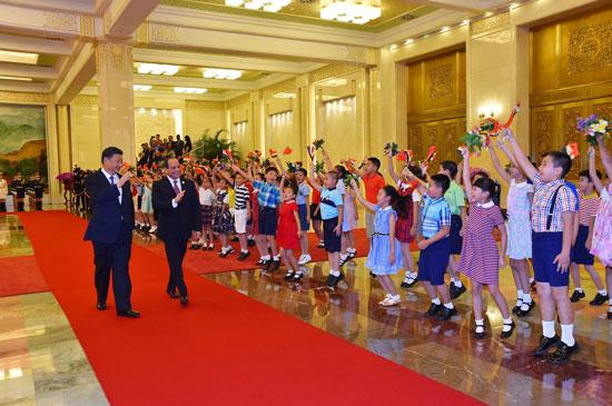 مراسم-استقبال-رسمية-للسيسى-فى-بكين--(7)