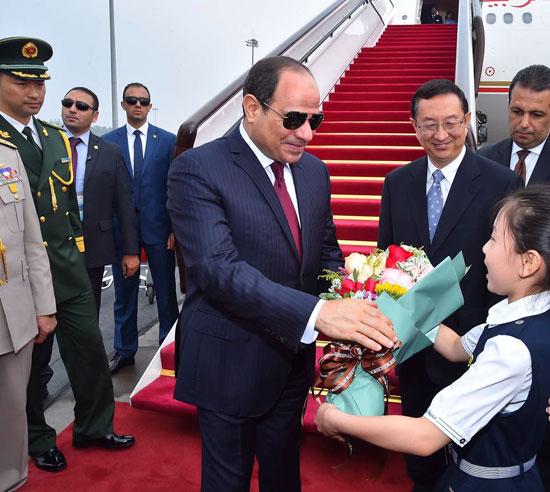 مراسم-استقبال-رسمية-للسيسى-فى-بكين--(3)